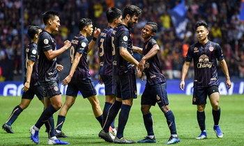 อัดครึ่งโหล! บุรีรัมย์ เปิดบ้านถลุง ราชบุรี 6-0 รั้งฝูงไทยลีกแน่น