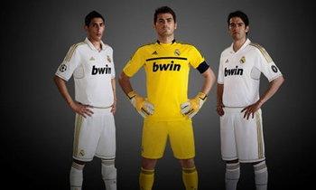 ยั่วน้ำลาย!Adidasคลอดชุดเหย้าราชัน2011/12
