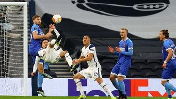 สเปอร์ส ถล่มแหลก โวล์ฟสแบร์เกอร์ 4-0 ทะลุรอบ 16 ทีม ศึก ยูโรปาลีก