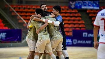 ฟรีไฟร์ บลูเวฟ ชลบุรี ประเดิมสนามเก็บ 3 คะแนนแรกฟุตซอลไทยลีก