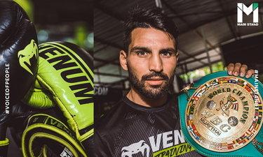 เมห์ดี ซาตูต์ : แชมป์โลกมวยไทยชาวฝรั่งเศส ที่ปั้นแบรนด์สินค้ากีฬาจนเป็นพาร์ทเนอร์ UFC