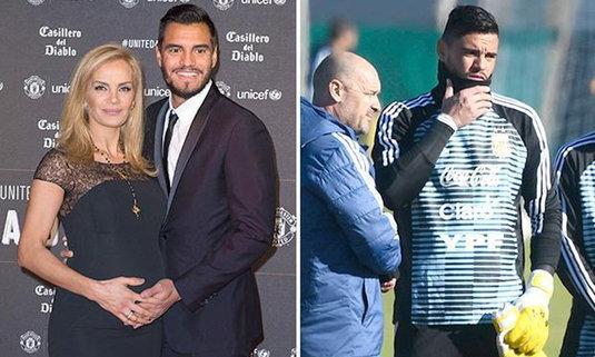 """เดือดแทน! """"ภรรยาโรเมโร่"""" โวยหลังสามีถูกทิ้งไม่ได้ลุยฟุตบอลโลก 2018"""