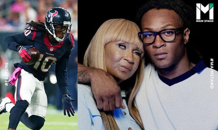 ดีอันเดร ฮ็อปกิ้นส์ : ยอดผู้เล่น NFL กับแม่ที่มองไม่เห็นแต่ตามไปเชียร์ทุกเกม