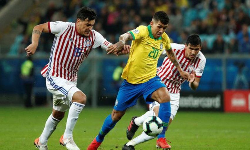 บราซิล VS ปารากวัย 0-0 : ฟุตบอล โคปาอเมริกา 2019
