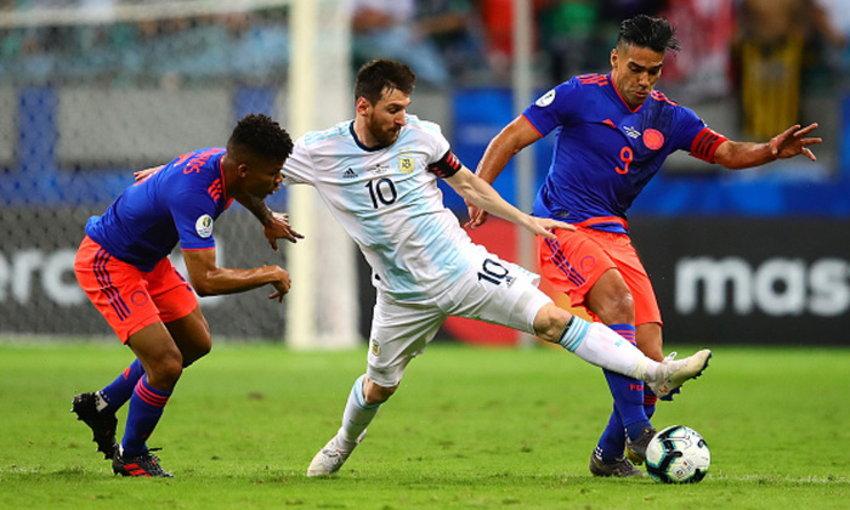 อาร์เจนตินา VS โคลอมเบีย 0-2 : ผลบอล โคปาอเมริกา 2019