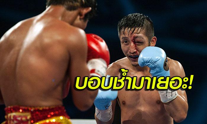 """มันใช่เหรอ? สื่อแดนมังกรโบ้ย """"2 กำปั้นไทย"""" มีส่วนทำ """"ซู ซิหมิง"""" ตาบอด"""