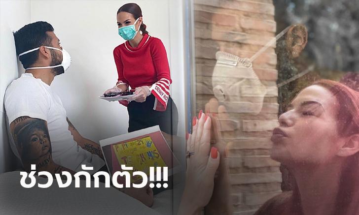 """เปิดภาพสุดเจ็บปวด! """"การาย"""" กับความเป็นอยู่หลังติดเชื้อไวรัสโคโรนา (ภาพ)"""