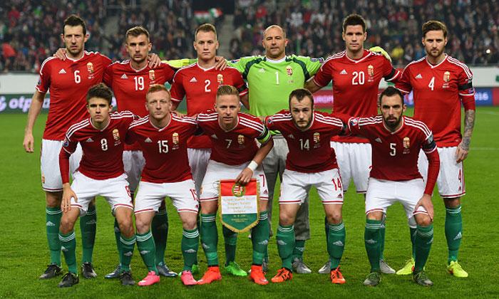 ข้อมูลทีมชาติฮังการี