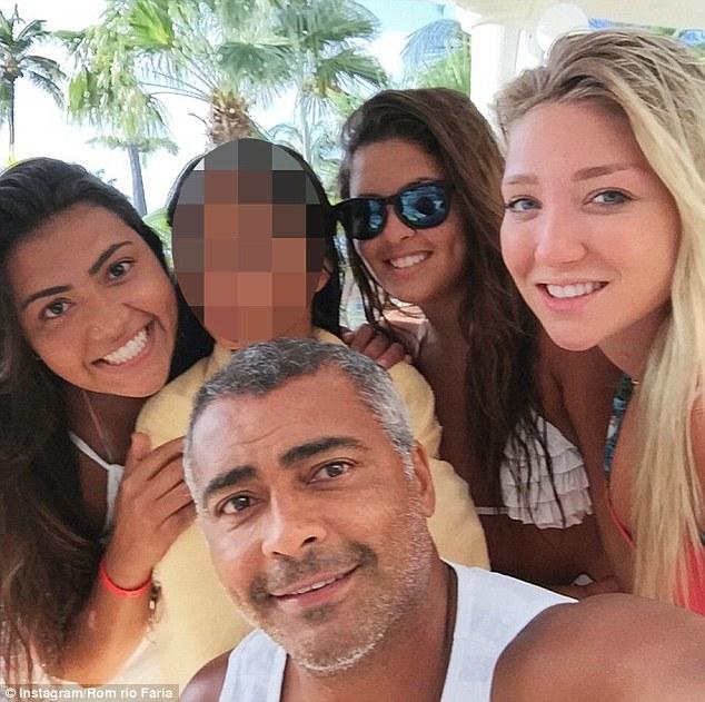 โรมาริโอ้ และครอบครัว