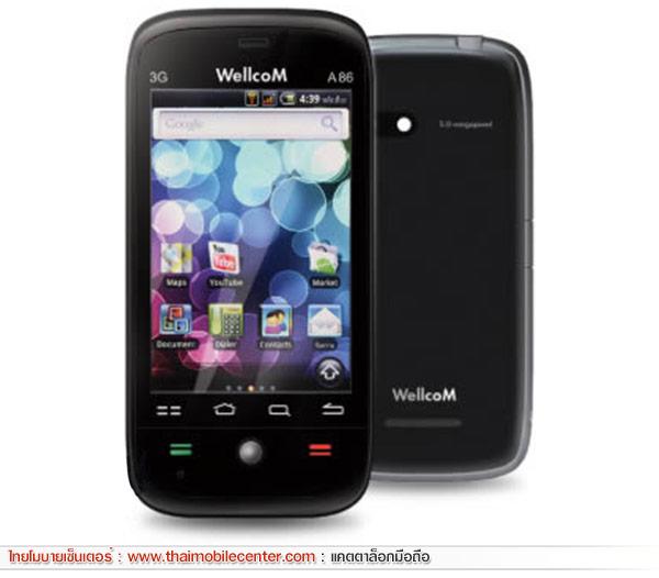 WellcoM A86