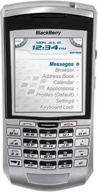 BlackBerry 7100g
