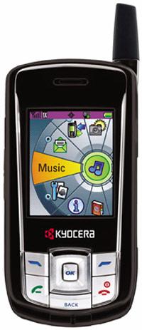 Kyocera KX5 Slider Remix