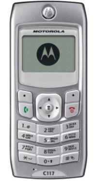 Motorola C117