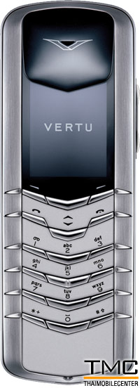 Vertu Signature Duo Stainless Steel