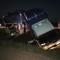 รถบรรทุก 18 ล้อชนเสียชีวิต