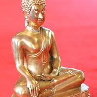 พระพุทธรูปทองคำสมัยสุโขทัย