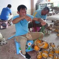 กระทงสายกะลามะพร้าว
