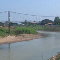 แม่น้ำยมเหลือน้ำไม่ถึงเมตร