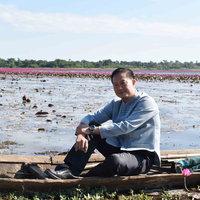 ทะเลบัวแดง 1พันไร่
