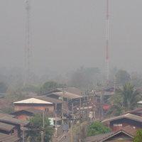 ไฟป่าลามหนัก เพิ่มปริมาณฝุ่นPM2.5 กระทบสุขภาพประชาชน