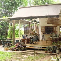เย็นใจในสวน ร้านอาหารอร่อย ๆ บรรกาศธรรมชาติแสนอบอุ่น