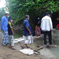 อัศจรรย์ใจ! ชาวบ้านพบน้ำพุโบราณนำไปดื่มใช้ช่วงหน้าแล้ง