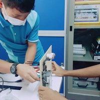 ไอเดียประดิษฐ์หุ่นยนต์กดเจลแอลกอฮอล์อัตโนมัติ ต้านไวรัส COVID–19