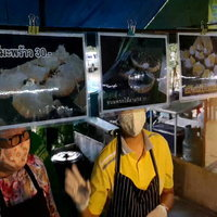 """""""ร้านขนมครกชาวทุ่ง"""" ไส้ข้าวเหนียวมะม่วง อร่อยต้องบอกต่อ"""