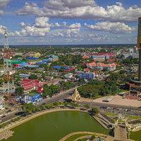 หอชมเมืองทรงโหวดเสร็จกว่า 90% พร้อมต้อนรับนักท่องเที่ยว ฉลองปลายปี 63