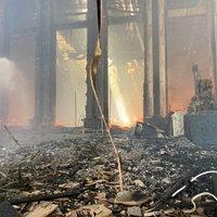 เพลิงพิโรธ! บ้านสุขาวดีไฟไหม้เสียหายหลายร้อยล้าน
