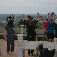 สูดโอโซน สัมผัสธรรมราชที่ผาพญากูปรี ชายแดนไทย-เขมร