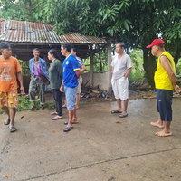 ชาวบ้านระทึกน้ำน่านเกรี้ยวกราดซัดตลิ่งทรุดถนนพังต่อหน้าต่อตา
