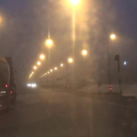 เริ่มหนาวแล้ว หมอกลงริมสันเขาและตามถนนช่วงปลายฝนต้นหนาว