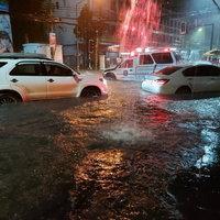 จมบาดาล! เมืองโคราชน้ำท่วม หลังเกิดฝนตกหนักนับชั่วโมง