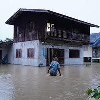 ยังอ่วมหนัก! น้ำท่วมหมู่บ้านริมทะเลสาบ 5 อำเภอ