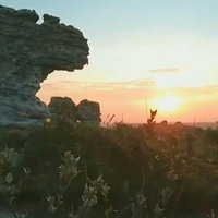 แห่ดูอาทิตย์แรกแย้มป่าหินงาม ชมหินอัศจรรย์รูปร่างสวยงาม