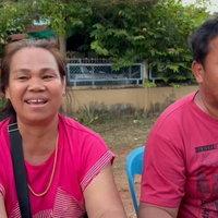 สองสามีภรรยาถูกพระทักให้ไปไหว้เจ้าที่จะมีโชค ก่อนรับทรัพย์ถึงบ้าน 6,000,000