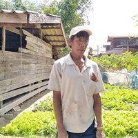 ชีวิตต้องสู้! ลุงพิการวัย 61 ปี ไม่ง้อโชคชะตา ปลูกผักเลี้ยงชีพ