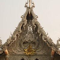 สวยงามอลังการ อุโบสถปูนปั้นศิลปะร่วมสมัย ที่เดียวในอีสาน