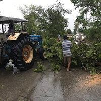 พายุฤดูร้อนถล่มสระแก้วเสียหายแล้วกว่า 200 หลัง