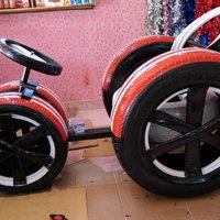 หนุ่มโรงงานเจอพิษโควิด ผุดไอเดียประดิษฐ์รถจักรยานยนต์บิ๊กไบค์