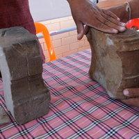 พบอักษรขอมโบราณรุ่นแรกๆของโลก หลงเหลืออยู่ชิ้นเดียว