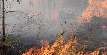 ไฟไหม้บ่อขยะลุกลามเป็นวงกว้าง ควันพวยพุ่งรัศมี 2 กม.!