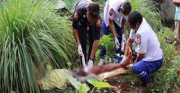 เกือบดี! คนร้ายคดียาเสพติดกว่าแสนเม็ดเศษ หาทางหนีแย่งปืนตำรวจ โดนสวนเจ็บ