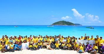 เที่ยวหมู่เกาะสิมิลันหลังกรมอุทยานแห่งชาติฯ หลังประกาศเปิดเข้าชมได้
