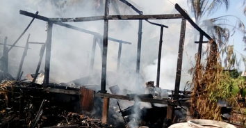 ระวังอากาศร้อน ไฟไหม้บ้านไหม้วอดทั้งหลัง!