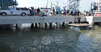 หนุ่มเมียนมาในเรือประมงดื่มสุรานั่งร้องไห้ย้อมใจ ก่อนเดินพลัดตกน้ำเสียชีวิต
