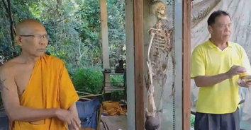 นรกถามหา! โจรบุกกุฏิซ้อมเจ้าอาวาสวัย 83 ปี ก่อนหนีลอยนวล