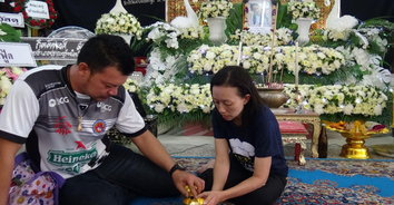 ครอบครัวเศร้า ลูกป่วยคล้ายไข้เลือดออก 3 คน สุดท้ายลูกสาวคนเล็กเสียชีวิต