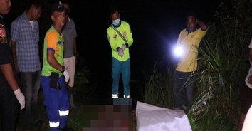 หนุ่มสู้ชีวิตออกหาหอยมาทำกับข้าวเพียงลำพัง พบกลายเป็นศพในสระ